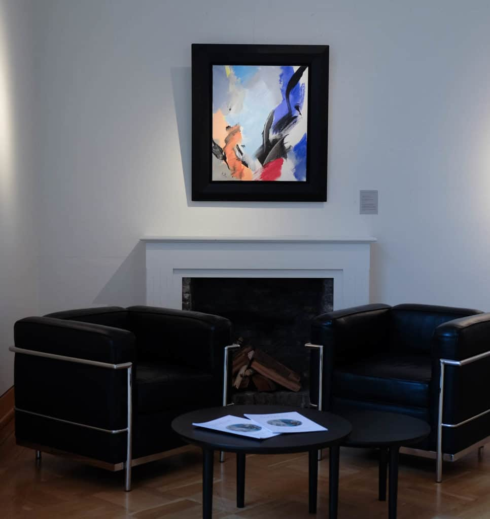Miotte, Jean: Abstrakte Komposition