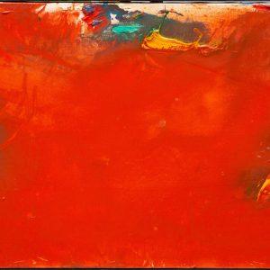 Debre, Olivier: Kleines Rot, 1975