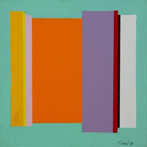 Froment, Joël: Heller Raum 3, 1982