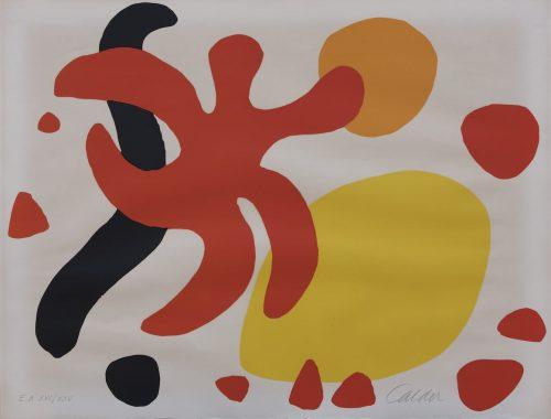 Calder, Alexander: Sterne