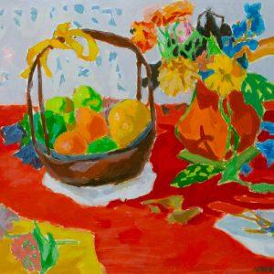Cavaillès, Jules: Der Früchtekorb