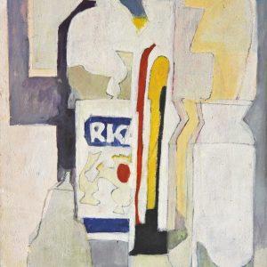 Edelmann, Jean: Pernod Pur II, 1980