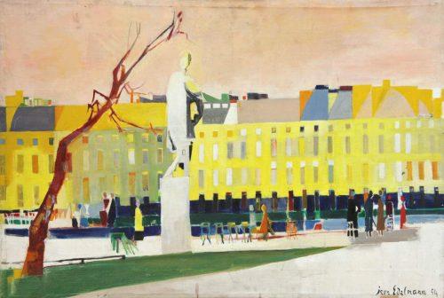 Edelmann, Jean: Paris, 1954