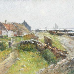 Gegerfelt, Wilhelm von: Sommer in Torekov