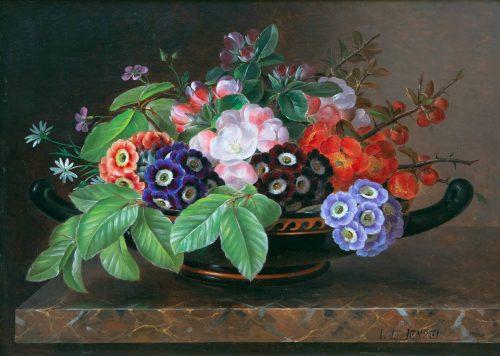 Jensen, Johan Laurentz: Wiesenblumen