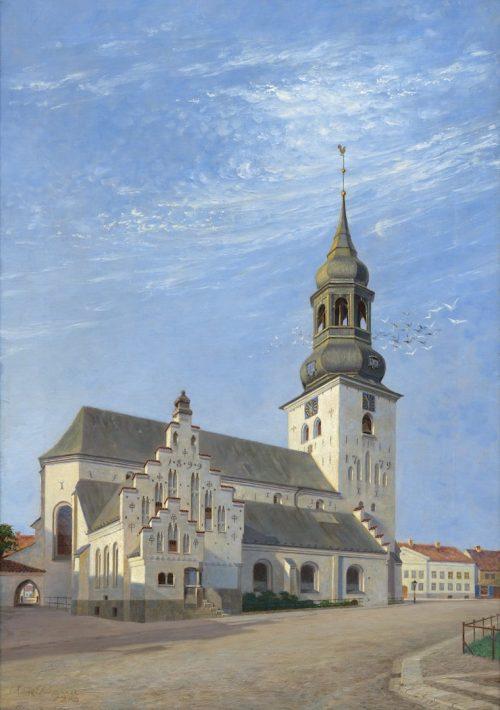 Pedersen, Claus: Kirche, 1903