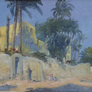 Pramme, Wilhelm: Palmengarten