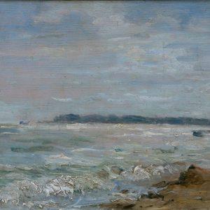 Laurits Tuxen: Am Strand
