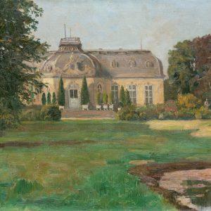 Vezin, Frederik: Das Benrather Schloss